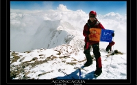 Mount Aconcagua summit