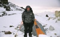 Mount Aconcagua, camp 4