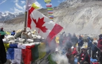 Everest Puja Ceremony