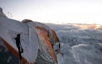 Mount Cho Oyu camp 3