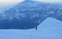 Mount Cho Oyu shadow