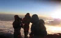 Mount Cho Oyu summit at 26,906'