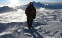Mount Cho Oyu summit at 8201m