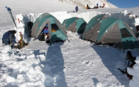 Mount Denali camp 3
