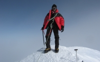 Mount Denali summit