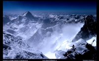 Mount Everest South Summit