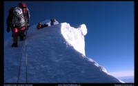 Mount Everest (Cornice Alley)