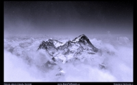 Mount Everest - Mount Makalu