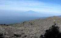 From Mount Kilimanjaro