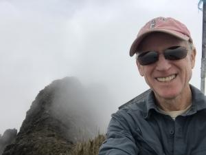 Mount Giluwe summit