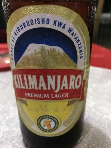 Mount Kilimanjaro local brew