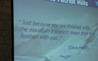 Dave Hahn quote
