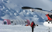 Mount Vinson base camp