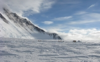 Mount Vinson camp 1