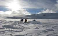 Mount Vinson camp1
