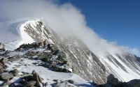 Mount Vinson camp 2