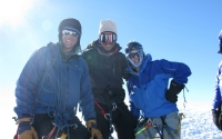 Mount Vinson summit