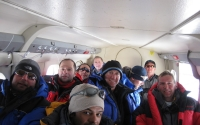 Antactica, Mount Vinson team
