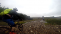 Mountain Biking across Scotland
