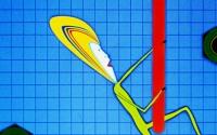 Painting on Plexiglas
