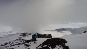 Mt. Sidley, Antarctica