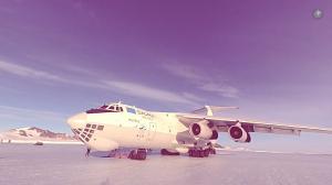 Ilyushin il-76 Antarctica